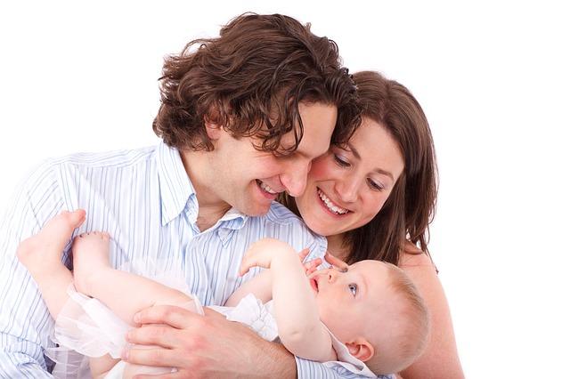 Parent child photo